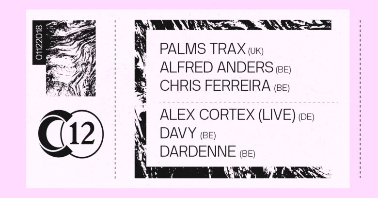 C12 • Palms Trax / Alex Cortex live