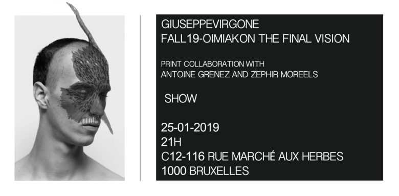C12 • Giuseppe Virgone • Show • Oïmiakon the Final Vision
