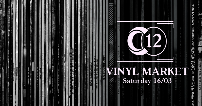 Open call: sellers for our Vinyl Market!