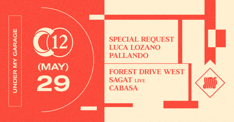 C12 x UMG • Special Request / Forest Drive West / Luca Lozano
