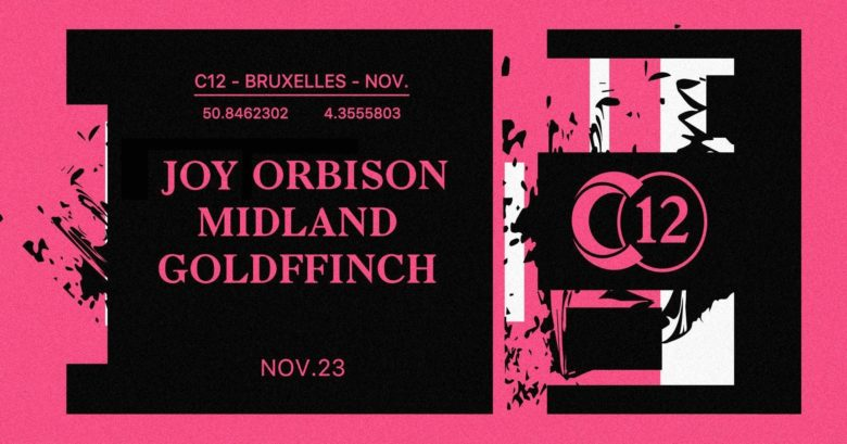 Joy Orbison / Midland / Goldffinch