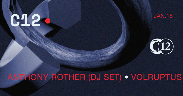 Anthony Rother (DJ set) / Volruptus live